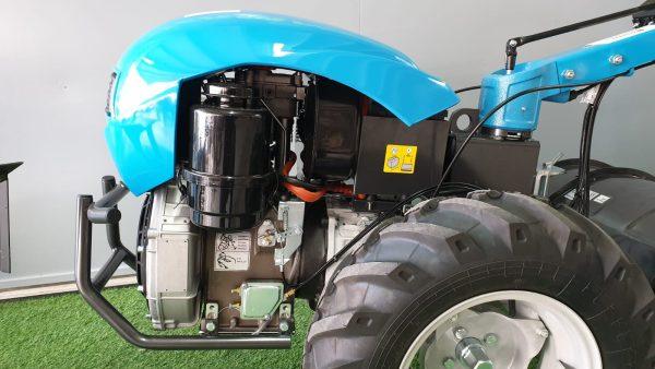Motocultores diesel Bertolini 417S AE motor Kohler 12,2hp