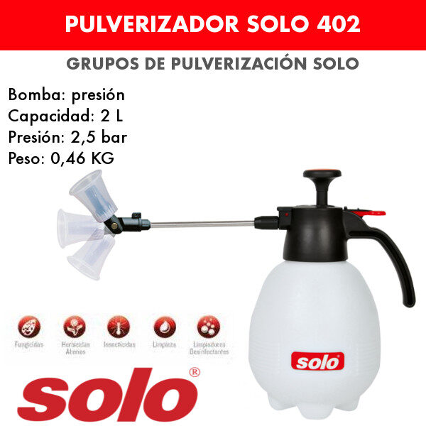 Pulverizador Solo 402