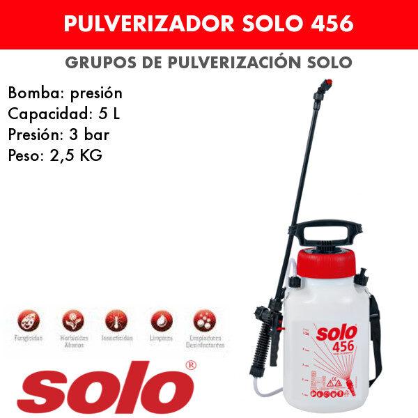 Pulverizador Solo 456