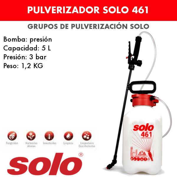 Pulverizador Solo 461