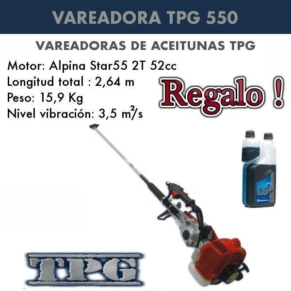 Vareadora TPG 550