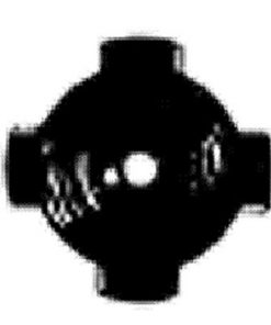 Trimmer-Trennscheibe
