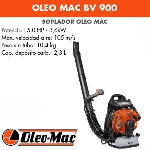 Soplador Oleo Mac BV900