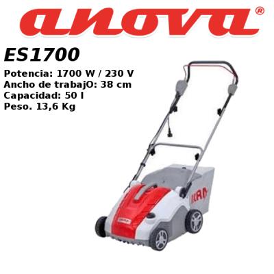 Escarificador electrico Anova ikra ES1700