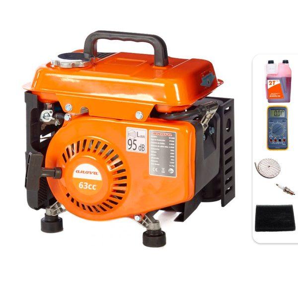 Generador electrico Anova GC1000 formato maleta 900w