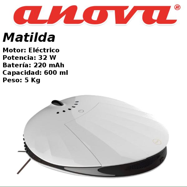 Robot de limpieza Matilda Anova