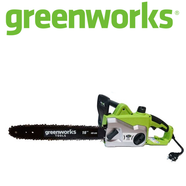 Greenworks GCS1840 1.8KW electric chainsaw