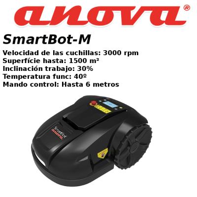 Robot cortacesped Anova SmartBot-M