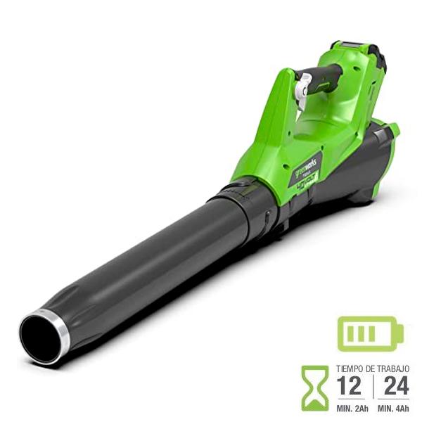 Soplador batería GreenWorks G40AB