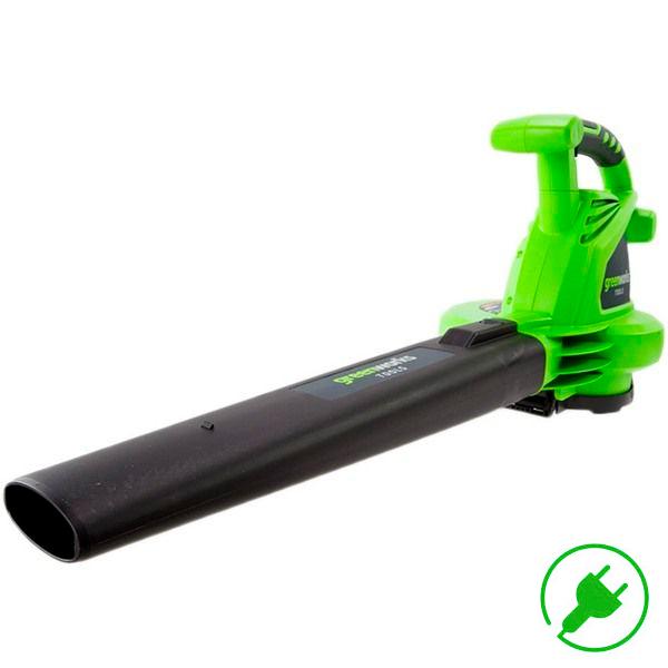 Soplador eléctrico GreenWorks GBV2800