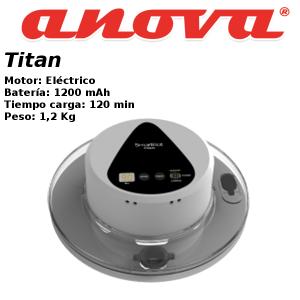 Robot de limpieza Titan Anova