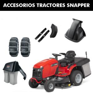 accesorios tractores snapper_producto