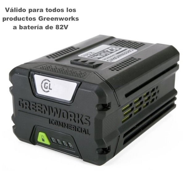 bateria greenworks 82v 5ah gc82b5