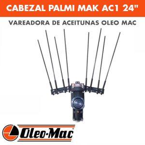 """Cabezal vareadora Palmi Mak AC1 24"""""""