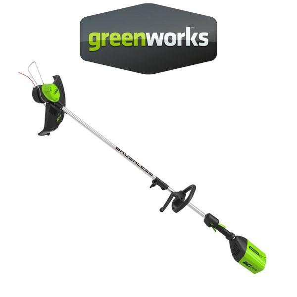 Desbrozadoras Greenworks a Batería