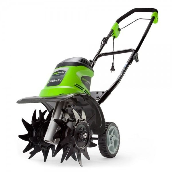 Motoazada electrica Greenworks GTL9526