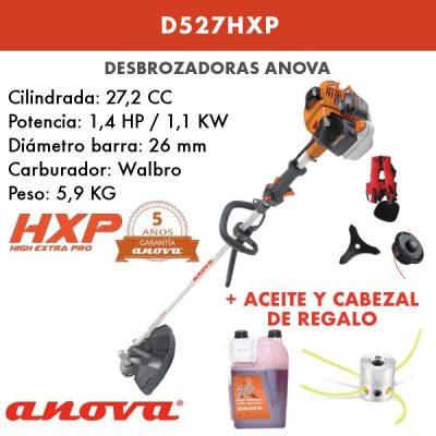 Desbrozadora Anova D527HXP