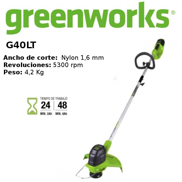 desbrozadora-greenworks-G40LT