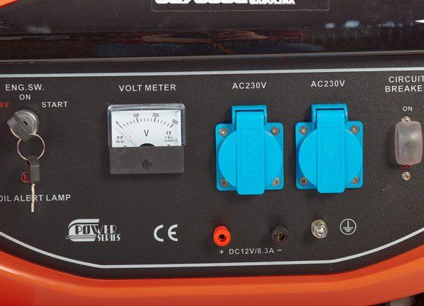 Generador electrico Anova GC7000E 7000 W