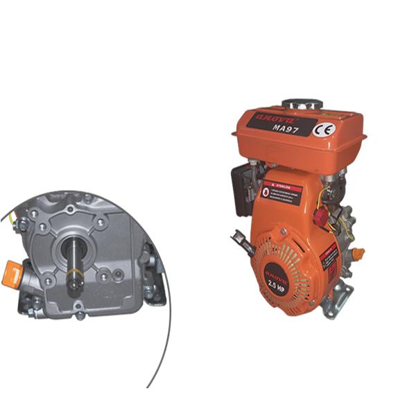 98 kW anova MA1.9 Sulfater-Motor-Pumpenmotor.