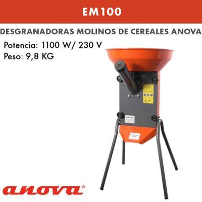 Molino cereales Anova EM100