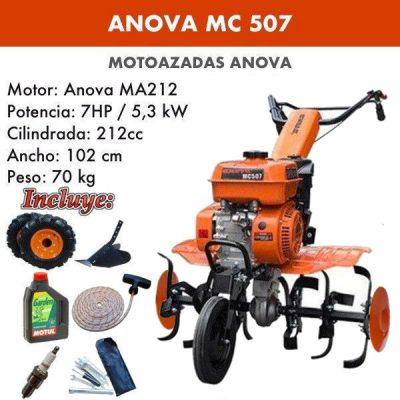 Motoazada Anova MC 507