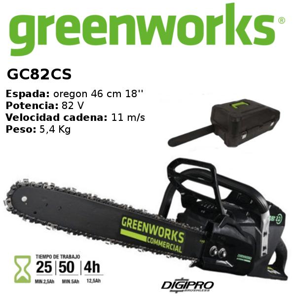 motosierra-greenworks-GC82CS