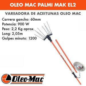 Vareadora de aceitunas Oleo Mac Palmi Mak EL2