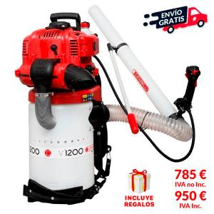 Aspirador Agricola Cifarelli V1200