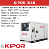 Generador Eléctrico Inverter ID10 de Diesel