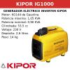 Generador Eléctrico Inverter IG1000 de gasolina