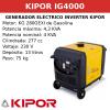 Generador Eléctrico Inverter IG4000 de Gasolina