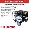 Generador Eléctrico KGE4000C de gasolina
