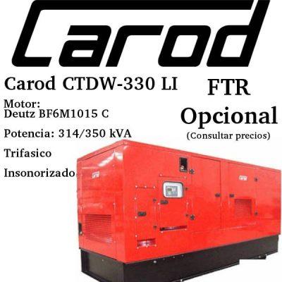 Generador-electrico-Carod-CTDW-330-LI