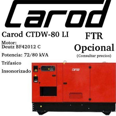 Generador-electrico-Carod-CTDW-80-LI