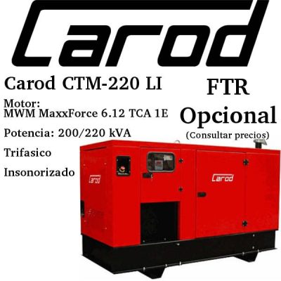 Generador-electrico-Carod-CTM-220-LI-Trifasico-Insonorizado