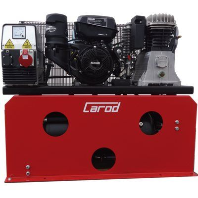 Carod air compressor ENK-14 / 13 Kohler engine
