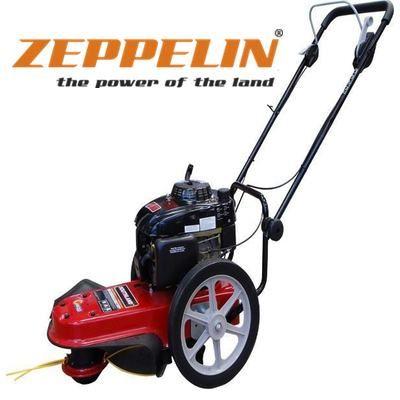 Desbrozadoras ruedas Zeppelin