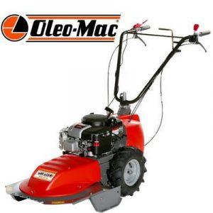 Desbrozadoras de ruedas Oleo mac