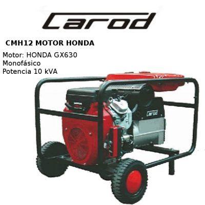 generador electrico carod cmh12 honda