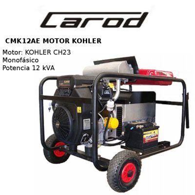 generador electrico carod cmk12ae kohler