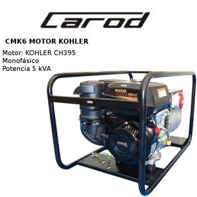 generador electrico carod cmk6 kohler