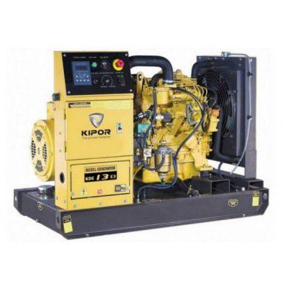 generador electrico industrial Kipor KDE13e3