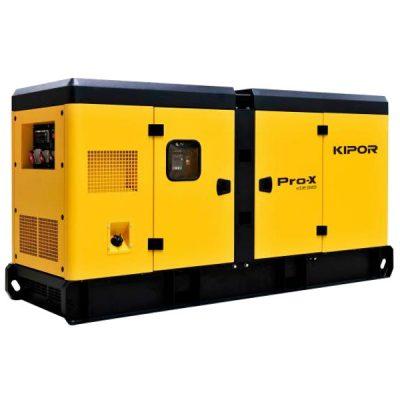 Generador electrico industrial Kipor KDE14S