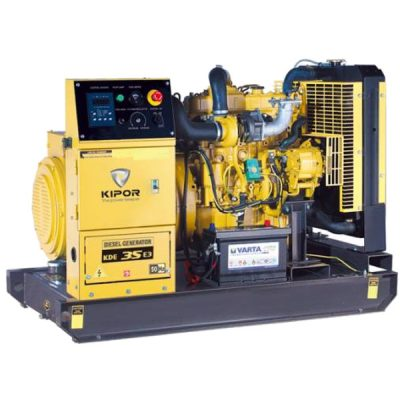Generador electrico industrial Kipor KDE35E3