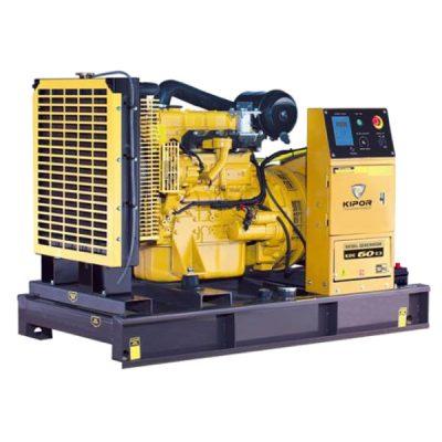 generador electrico industrial Kipor KDE60E3