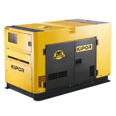 Generador electrico industrial Kipor KDE9000SS