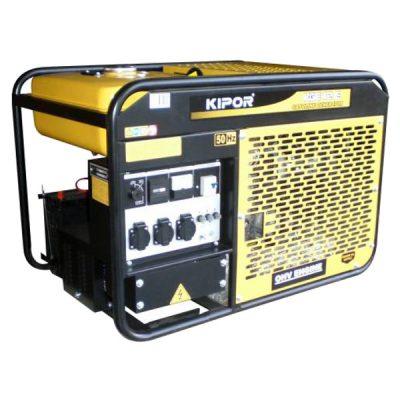 Generador electrico kipor KGE12E