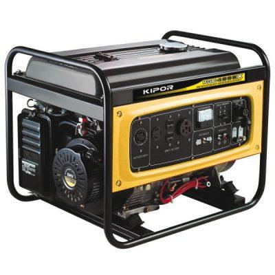 generador electrico kipor KGE4000X