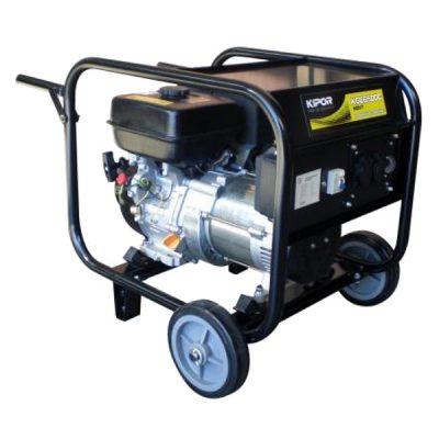 generador electrico kipor KGE6500C RENT